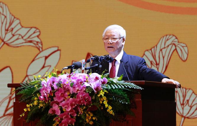Tổ chức trọng thể Lễ kỷ niệm 90 năm Ngày truyền thống Mặt trận Tổ quốc Việt Nam