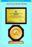 Chương trình Tôn Vinh Thương Hiệu xuất sắc vì sự nghiệp bảo tồn di sản văn hóa Việt Nam