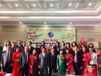Hội nghị BCH TW Hội Nghệ nhân và Thương hiệu Việt Nam lần thứ V, khóa I diễn ra thành công tốt đẹp