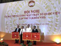 Hội nghị Ủy ban Trung ương Mặt trận Tổ quốc Việt Nam lần thứ 9 khóa VIII thành công tốt đẹp