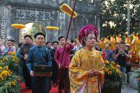 Khai mạc lễ hội đền Kiếp Bạc